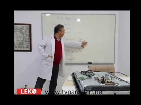 LCD Tv Panel Tamiri - Nasıl Yapılır ? - Leko Display