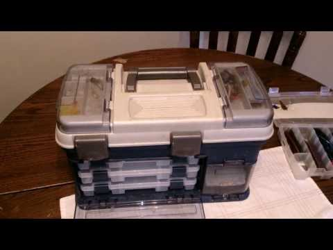 What's In My Tackle Box