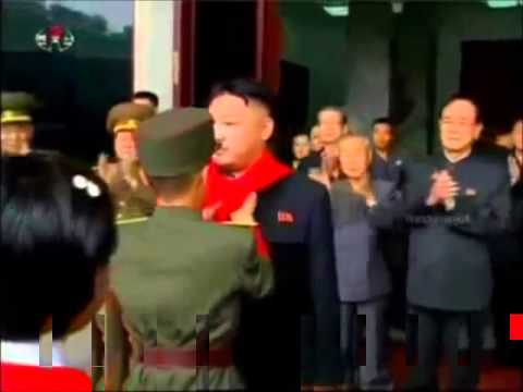 Kim Jong Un - Fireworks (kate Perry) - (The Interview)