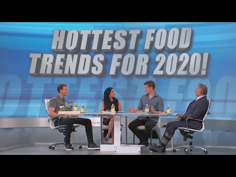 Hottest Food Trends for 2020 with Max Lugavere