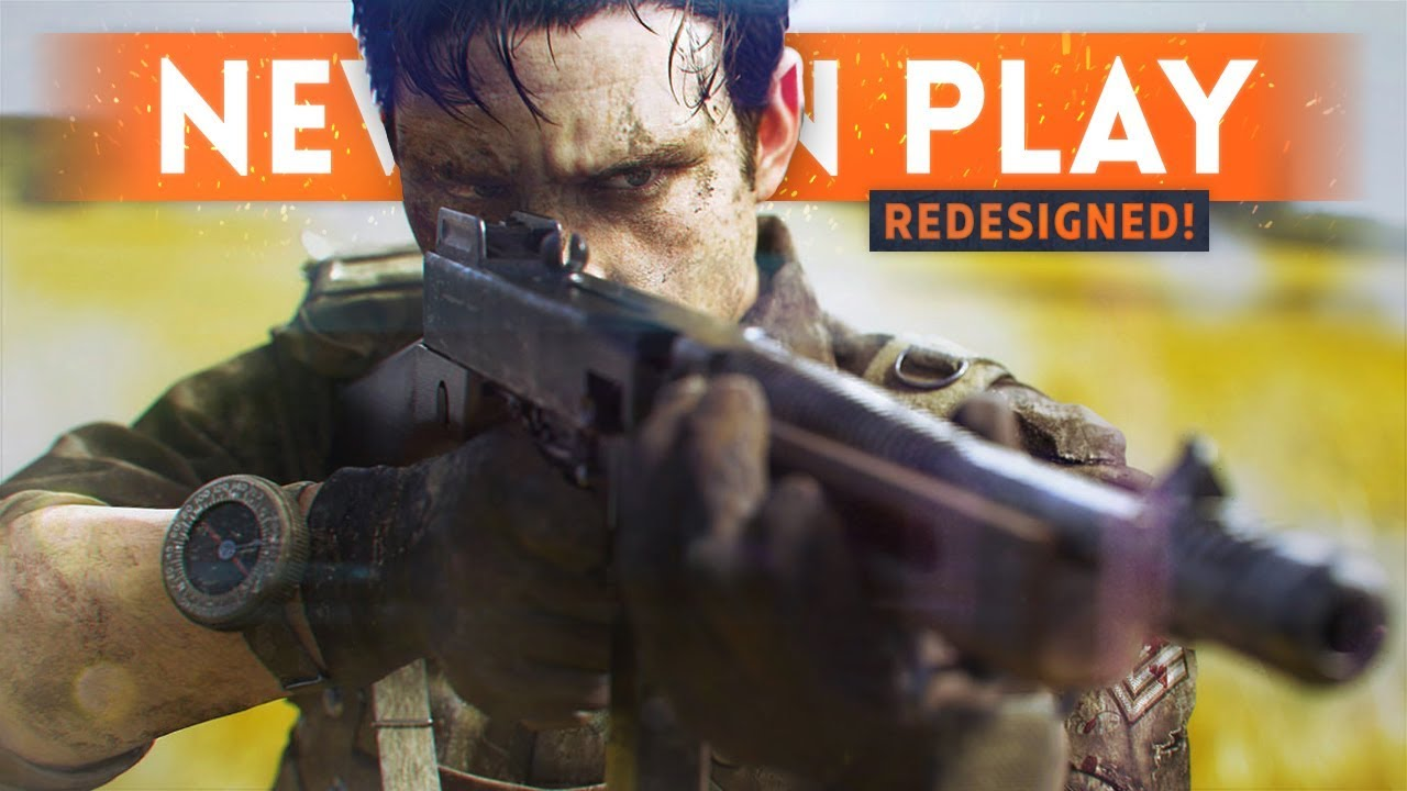 "BATTLEFIELD 5 Gun Play & Weapon Mechanics: DICE Says ""No More Random"" Total Redesign (Battlefield V)"
