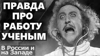 Сколько ЗАРАБАТЫВАЕТ ученый в РОССИИ. Чуть-Чуть о Науке #Наука