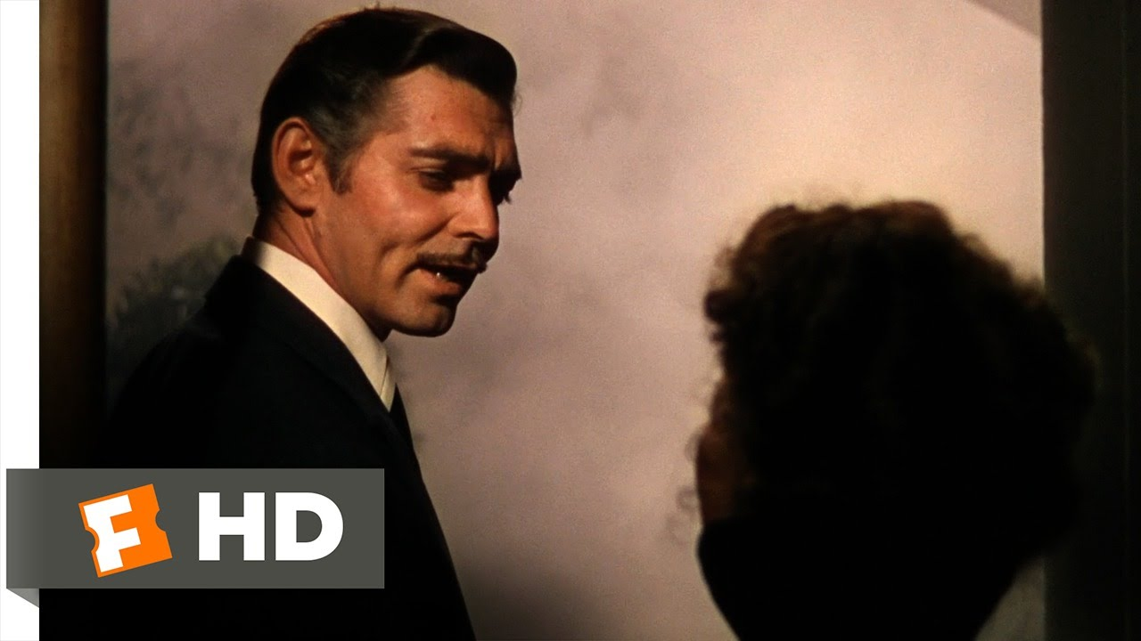 Frankly My Dear I Dont Give A Damn Gone With The Wind 66