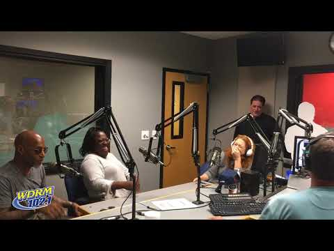 Dan & Josie WDRM Mornings - Sheryl Underwood at Stand Up Live this weekend
