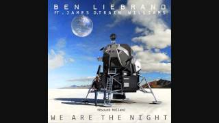 Ben Liebrand ft. James D Train Williams - Whe Are The Night HQ+