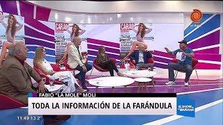 Jimena Barón no descarta una relación lésbica