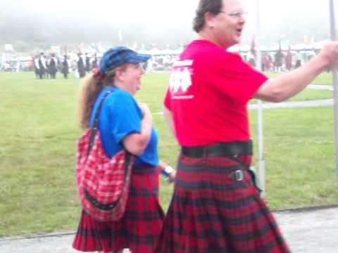 GMHG 2011 Parade of Tartans - Clan Donnachaidh