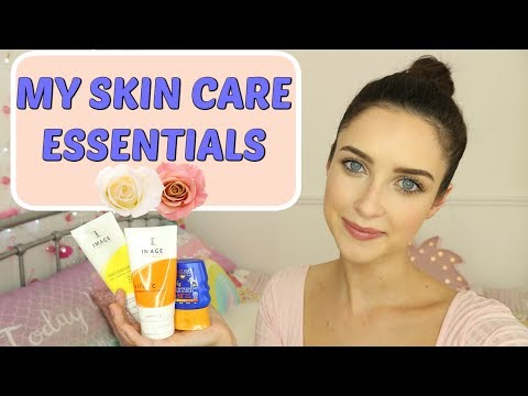 My Skin Care Essentials   Top Tips   Vlog   Review  