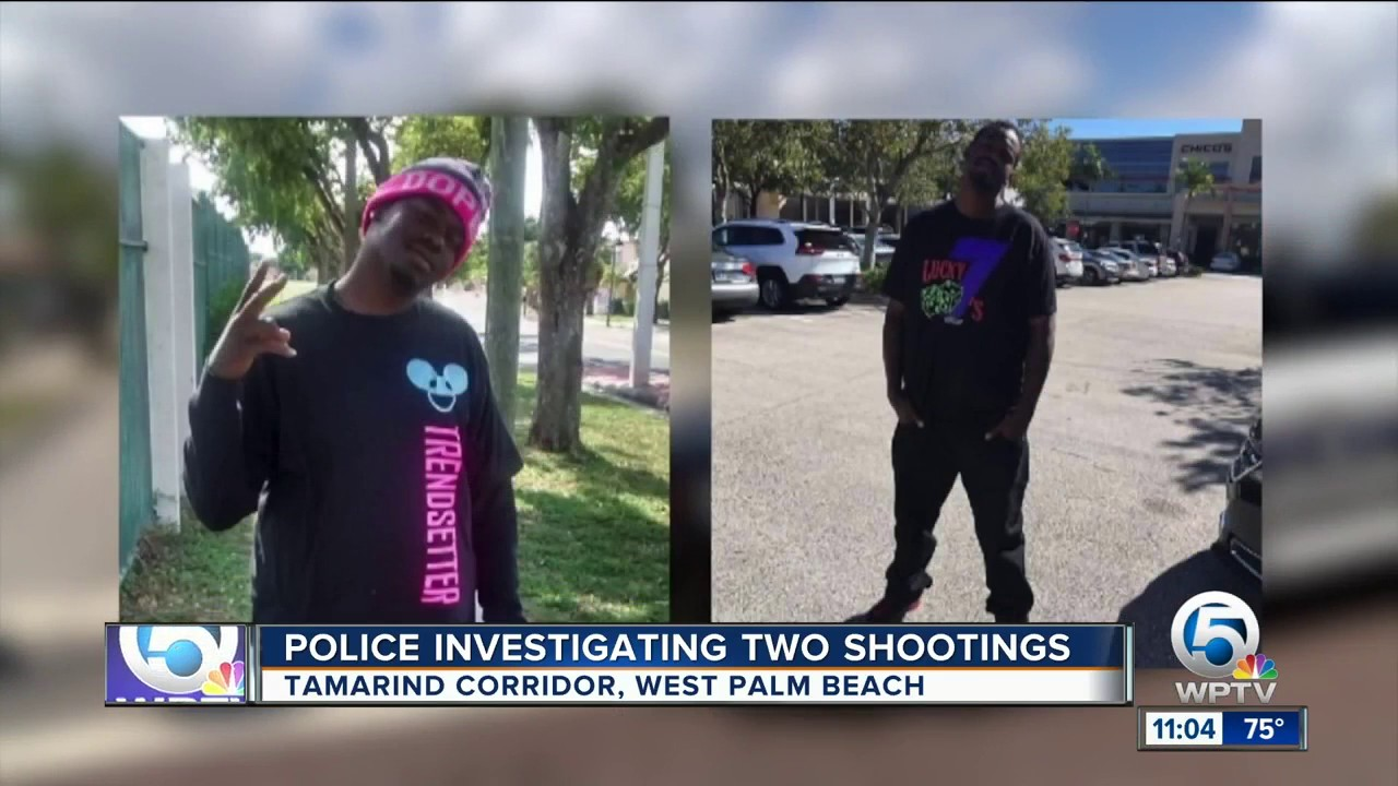 West Palm Beach police investigate fatal shooting at Tamarind Avenue &  Grant Street