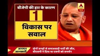 Jan Man: Ground Report: 10 reasons why Yogi lost Gorakhpur in UP by-polls