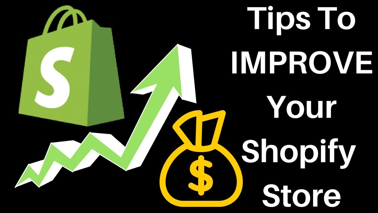 6 Shopify tips