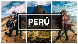 WELCOME TO PERÚ - Perú Project