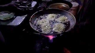 Surabaya Street Food - Tempe Mendoan Nginden