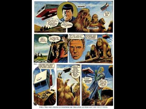 Star Trek TV21 24 #comics