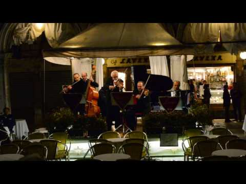 Live Music in St. Mark's Square Venice Piazza San Marco