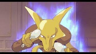 Pokemon Theory: World Domination - Alakazam!