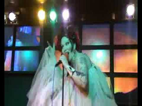 PETE BURNS DEAD OR ALIVE LOVER COME BACK TO ME NIGHTINGALES BIRMINGHAM 2008