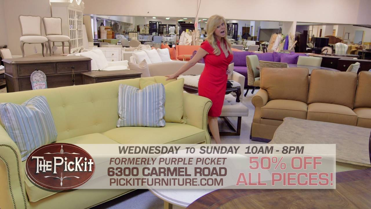 Pick It Furniture Carmel Store Closing   YouTube
