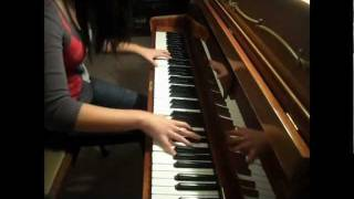 Tsuna Awakens Piano Cover