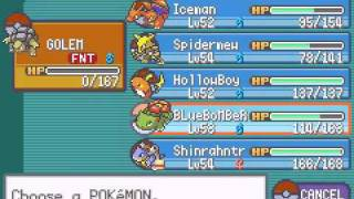 IMT Playthrough,Pokemon Fire Red 386:Part 12-Elite 4 Lance