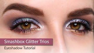 Smashbox Glitter Eyeshadow Tutorial