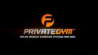 Kegel Exercise Program for Men Video - Private Gym FDA Registered