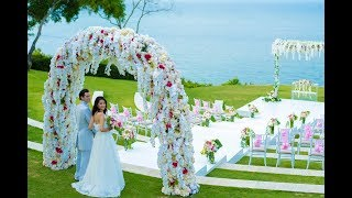Weddings at AYANA Resort and Spa BALI