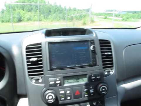 car stereo install swap upgrade on 2007 hyundai entou. Black Bedroom Furniture Sets. Home Design Ideas