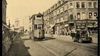 old trams in south west london