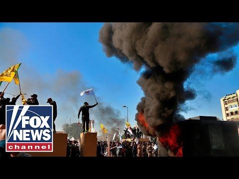 Obama State Dept. Official Blames Trump For US Embassy Attack