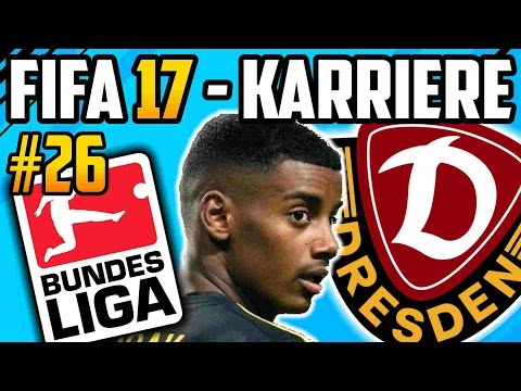 LAST MINUTE TRANSFER!! - FIFA 17  Dresden Karriere: Lets Play #26