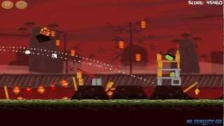 Angry Birds Season GAMEPLAY PC