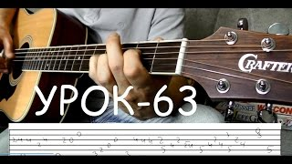 Behind Blue Eyes - Fingerstyle Guitar (Урок63)