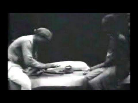 Batavia, Indonesia- Heroin Users in 1912- Tempo Doeloe