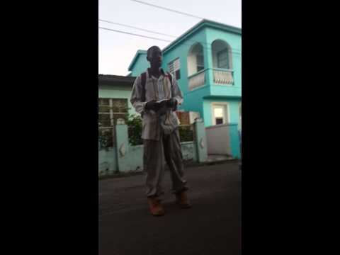 Antigua/Jamaica talk about chucken back