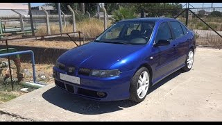 Seat Toledo TDi Cupra Style Portugal Stock and Modified Car Reviews