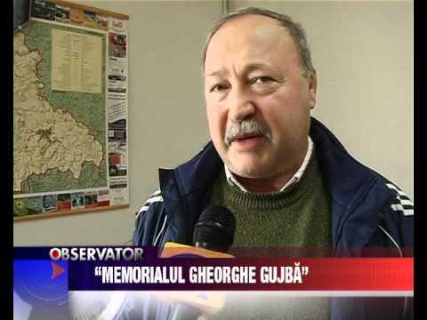 """Memorialul Gheorghe Gujba"""