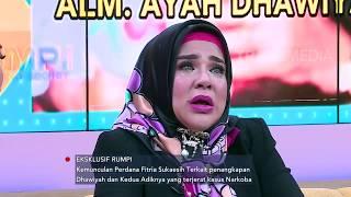 RUMPI - Ekslusif, Fitria Sukaesih (Kaka Dawiyah) Bicara Kasus Narkoba 2 Adiknya (28\/2\/18) Part 1