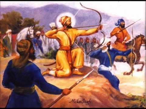 Guru Hargobind Sahib Ji- Dhadi Gurbaksh Singh Albela