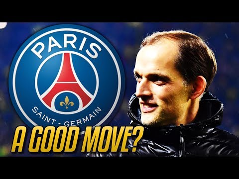 ►WHY PSG WILL WIN NOTHING WITH TUCHEL! In there first season...