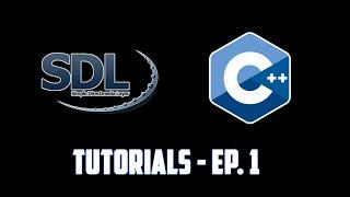 setting up sdl 2 0 c sdl 2 tutorials ep 1