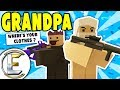Grandpa unturned roleplay pvp server funny moments mp3