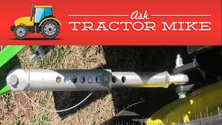 Tractor Stabilizer Bars MP4 Video and Tractor Stabilizer