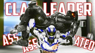 ASSASSINATING A UNSC CLAN LEADER  - (Pt. 2) Halo 5 Goofs and Gafs