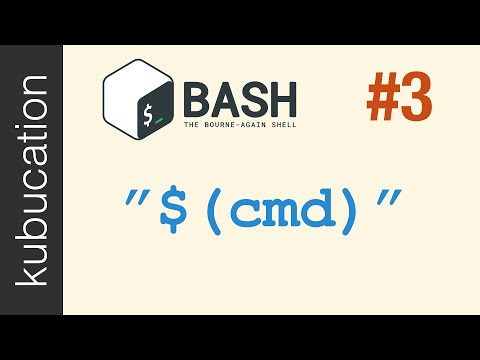 Command Substitution: Can You Return Data Instead Of Exit Codes In Bash?   #3 Practical Bash