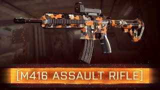 ► M416 Weapon Review! | Battlefield: Hardline