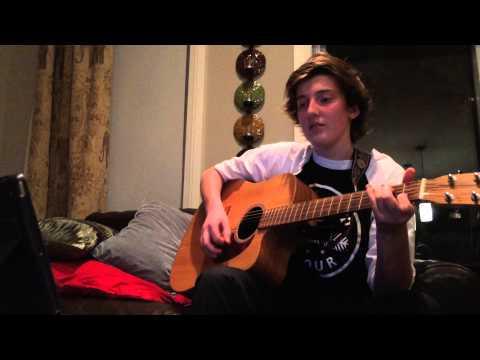 Sing Along - Billy Crudup (Rudderless) cover