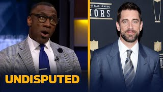 Aaron Rodgers starts his 2-week run as Jeopardy guest host - Skip & Shannon react | NFL | UNDISPUTED