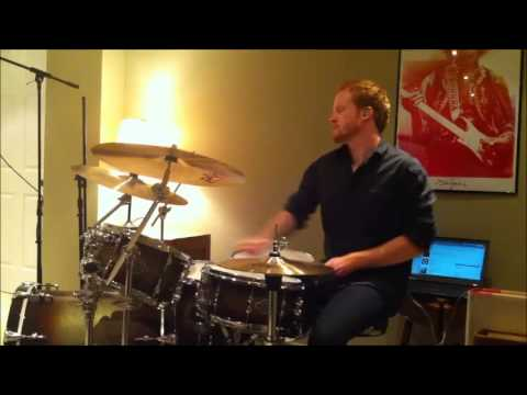Drum Cover: Thievery Corporation - Liberation Front