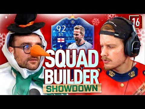 INSANE SQUAD BUILDER SHOWDOWN ADVENT CALENDAR feat TOTGS KANE! FIFA 20 Ultimate Team thumbnail